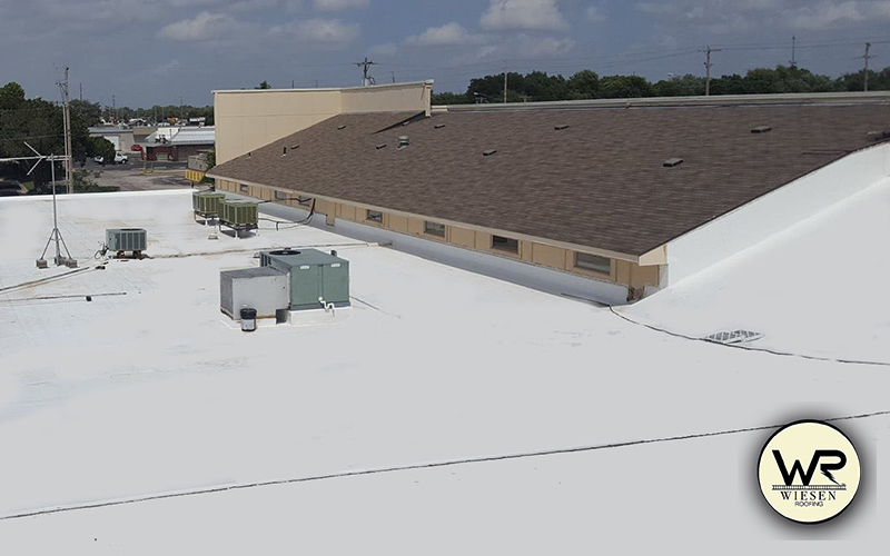 Commercial Roofing - Wichita, Kansas