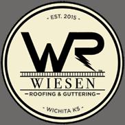 wiesen roofing logo