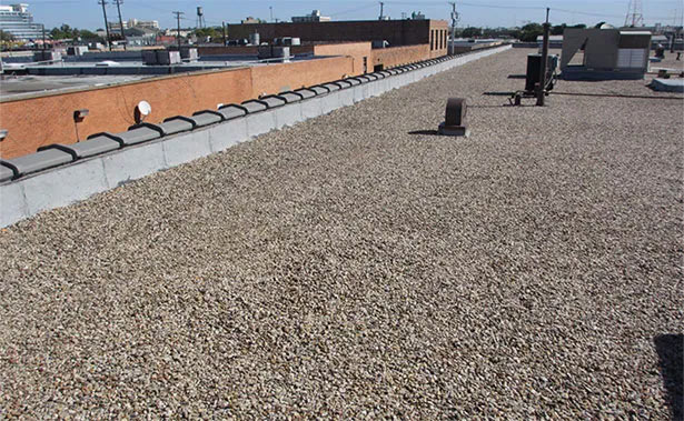 Modified Bitumen Roof wichita ks