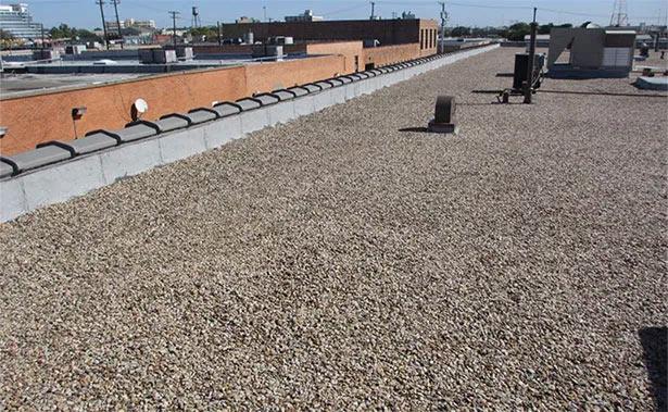 Modified Bitumen Roof wichita ks